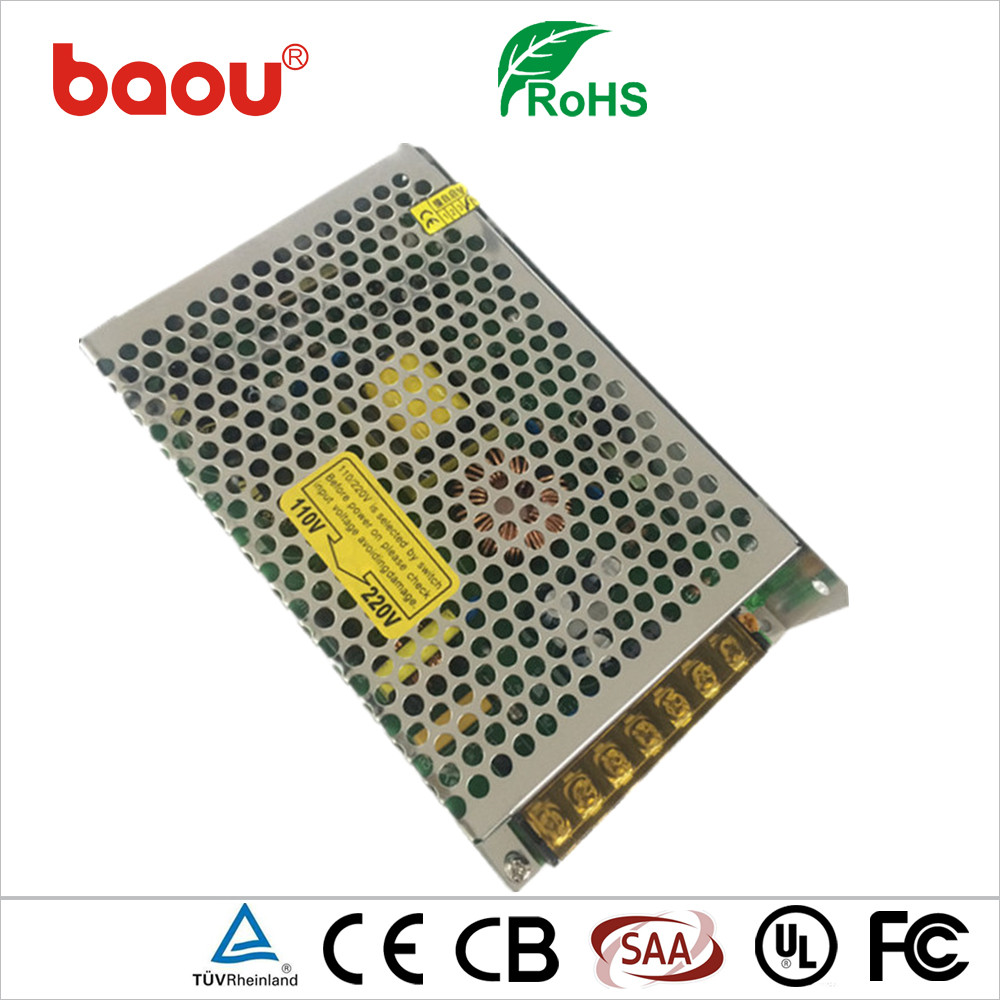 Baou ip22 100w 500ma 800ma 1a 2a led driver power supply