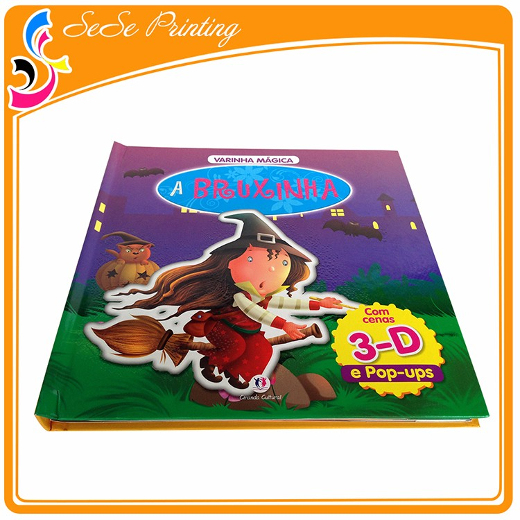 Lamination Pop Up Children Book,Baby Cheap Book Printing