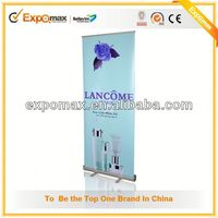Expand QuickScreen Luxury Roll Up Banner Stand,Retractable Banner Stand