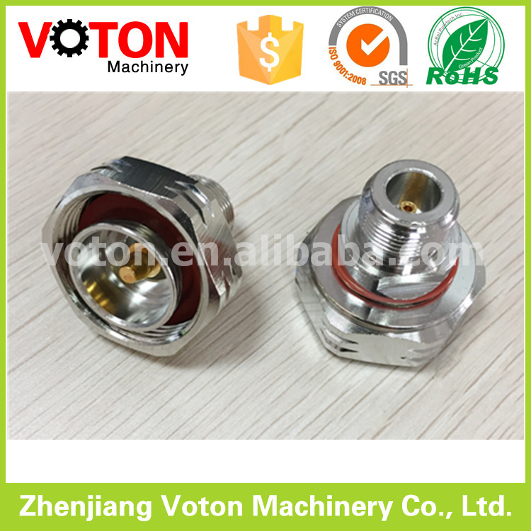 Voton adapter N type female jack to 7/16 Din L29 male plug str