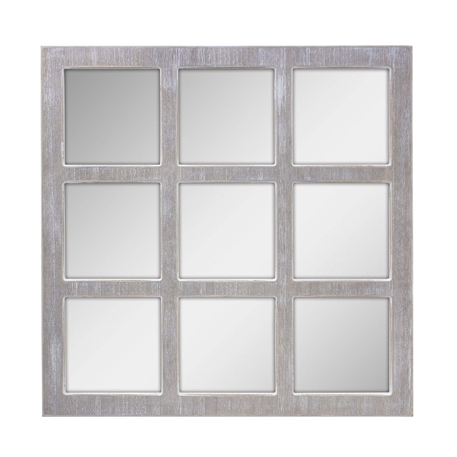 Buy The French Country Style Rustic Window Mirror With
