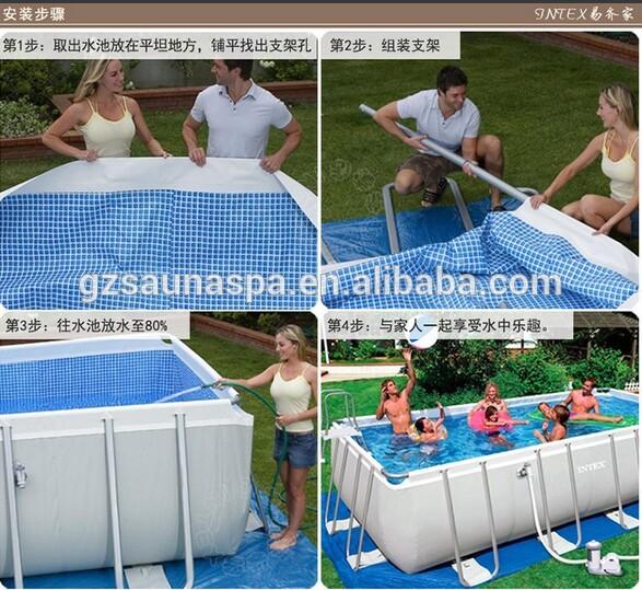 piscina de plastico sams club