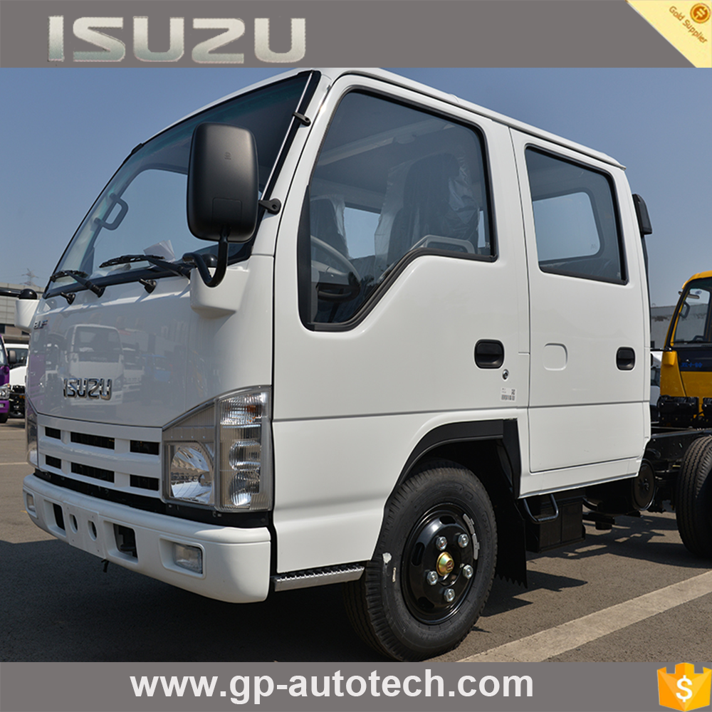 Double- Row cargo truck ELF for ISUZU