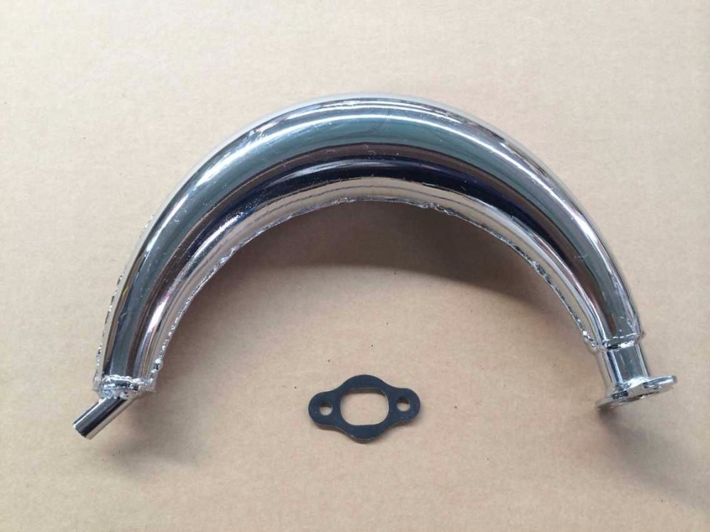 PERFORMANCE PIPE KIT FOR ENGINE BICYCLE