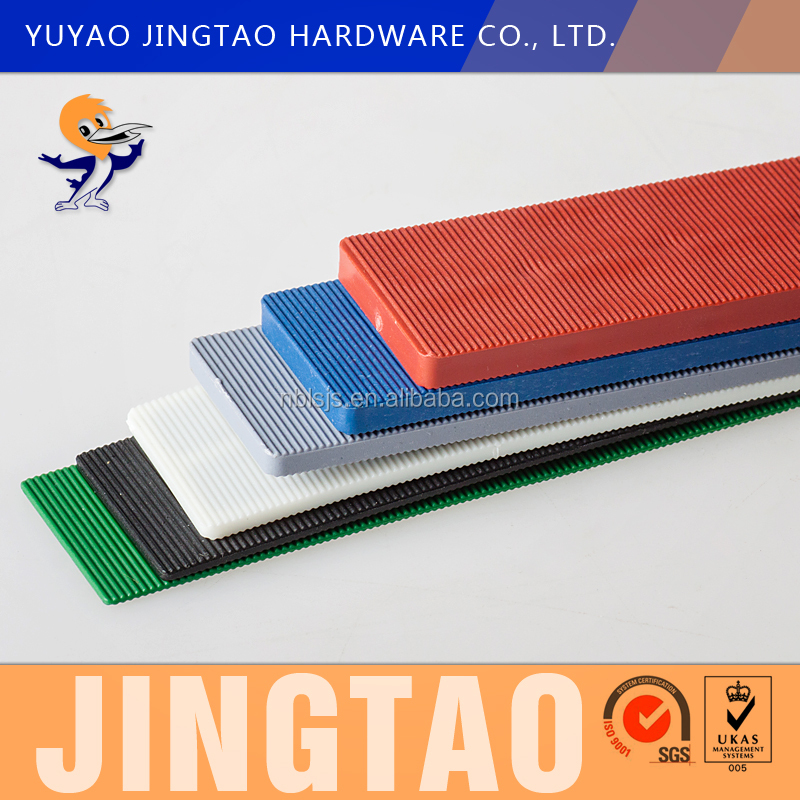 colorful flat glazing packer made made in China