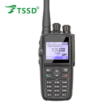 DMR uhf vhf radio TS-D8600R with sms text messages function dmr walkie talkie