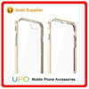 [UPO] Hard PC Plastic bumper flexible Clear TPU shell Mobile Phone Case for iPhone 6 6plus