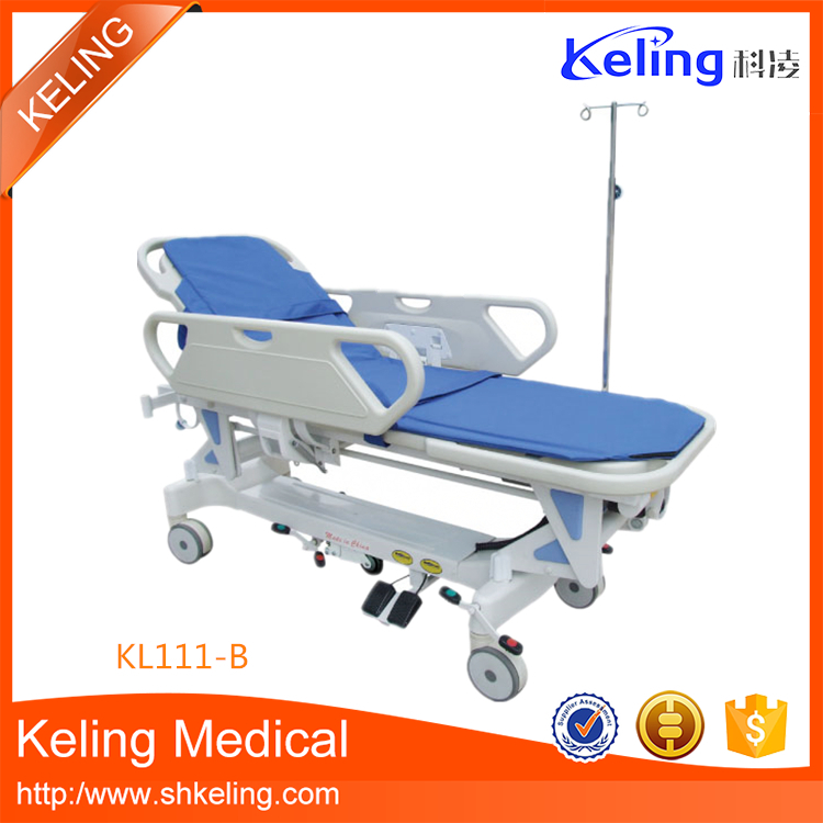 Quality assured competitive price patient transport stretcher medicos