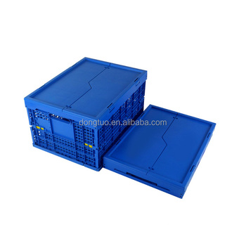 Foldable storage cube basket bin, fresh-keeping potato storage bin, unbreakable plastic storage bin