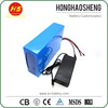High performance rechargeable battery pack 36v 15ah e bike battery