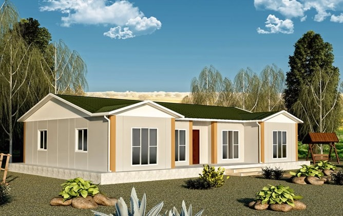 Low cost modular homes modern prefab house building plans - What do modular homes cost ...