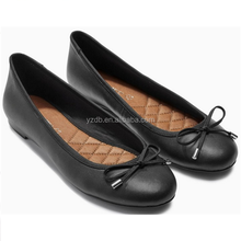 American newest style fancy flats shoes portable