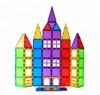 70pcs Magnetic Building Tiles Colorful Window Plastic Blocks Toys With Strong Magnet