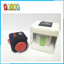 Magic Fidget Cube Relieves Squeeze Fun Stress Reliever Anxiety for Adults Children