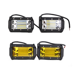 Brightest Car 3 Row Led Light Bar Off Road 4X4 Led Led Light Bar For Offroad