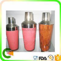Customize branded Metal disposable shaker for drink mixing