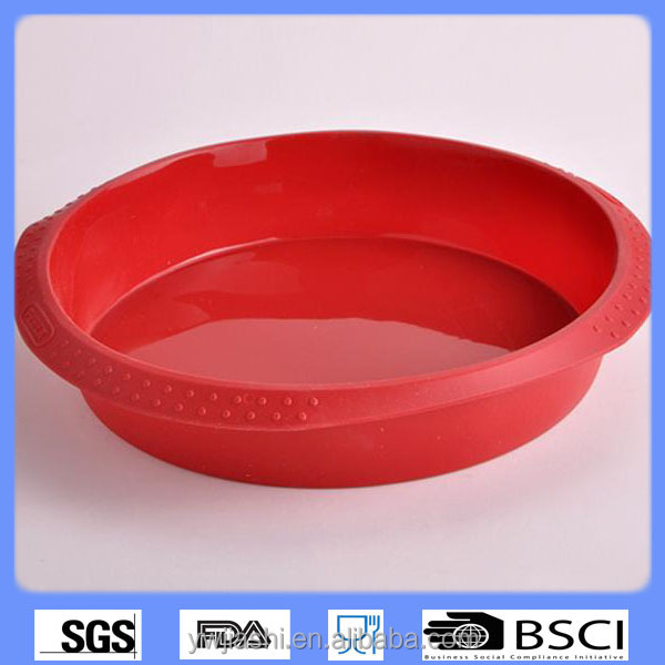 China Manufacturer Supplier Wholesale Silicone Bakeware/cake pan