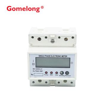 Turn Off Electric Meter Stop Digital