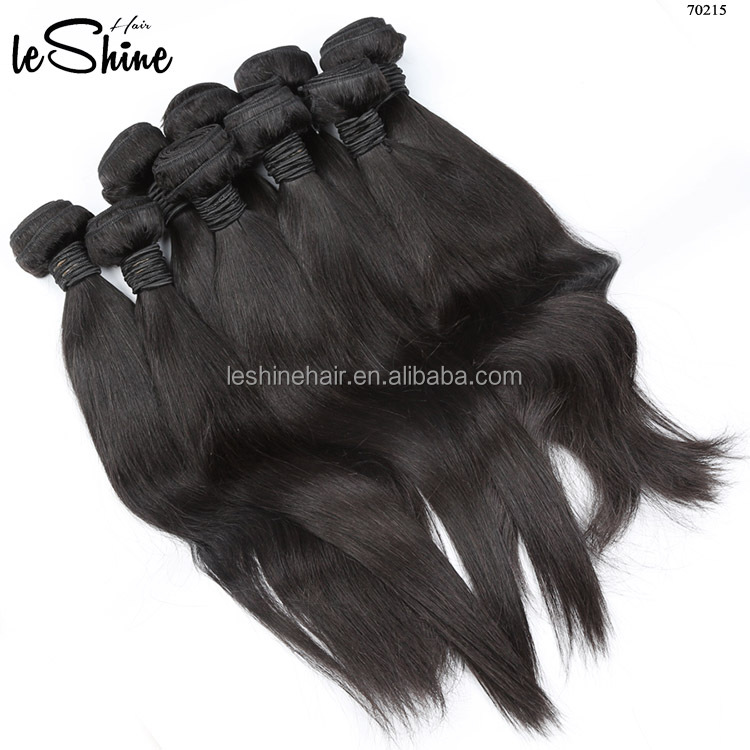 Large Stock Raw Natural Color Wholesale Indian Hair In India