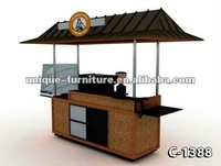 Mobile commercial coffee cart for sale