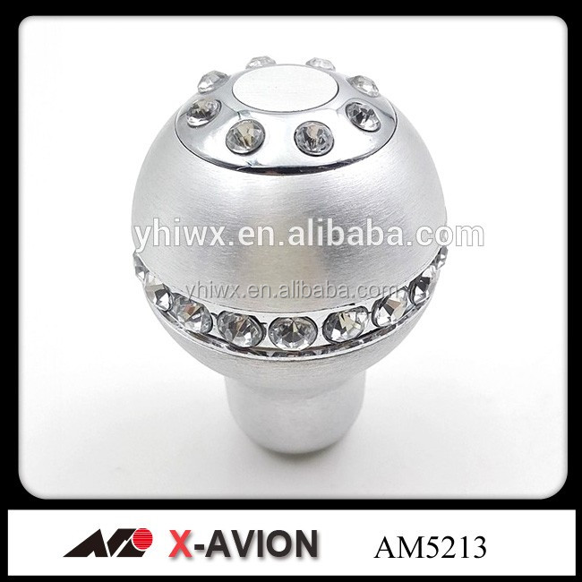 Alum inum Diamond gear shift knobs
