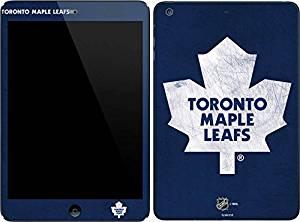 NHL Toronto Maple Leafs iPad Mini 3 Skin - Toronto Maple Leafs Distressed Vinyl Decal Skin For Your iPad Mini 3