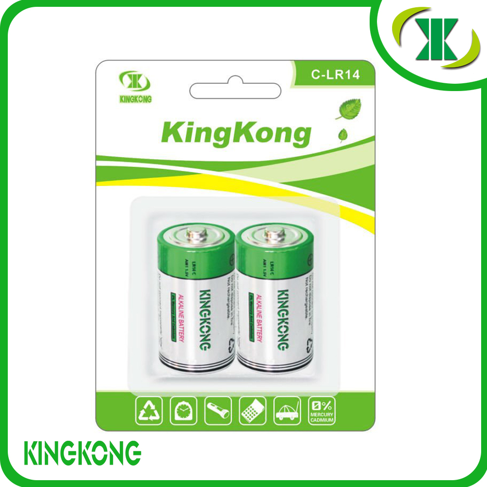 Kingkong Brands Battery,Aaa Alkaline Battery Lr03 & Non Zinc ...