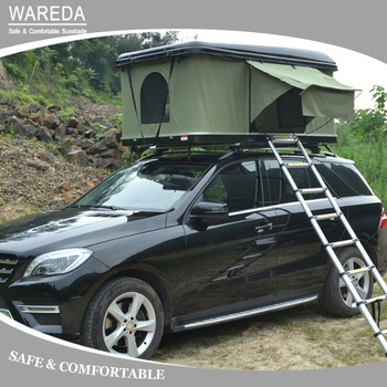 China Hard Shell Dak Top Tent Camper Trailer Tent Camping