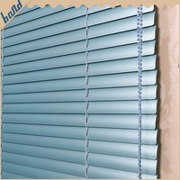 Energy Saving S Shape Toughness Window Slat Venetian Blind Material Factory