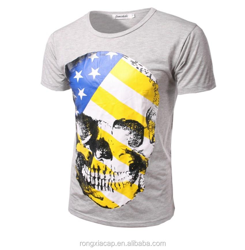 Best Selling Men 39 S White Organic Cotton T Shirt Buy