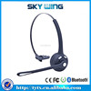 Light weight Microphone Bluetooth Headwearing Headset for trucker/car driver