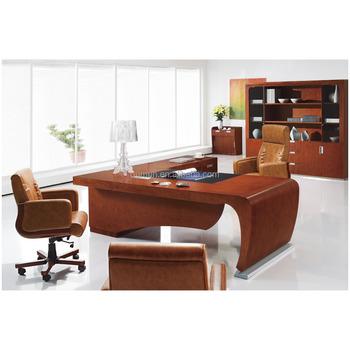 Büromöbel Heiße Verkauf Holz Executive Schreibtisch Chef Tisch Made ...