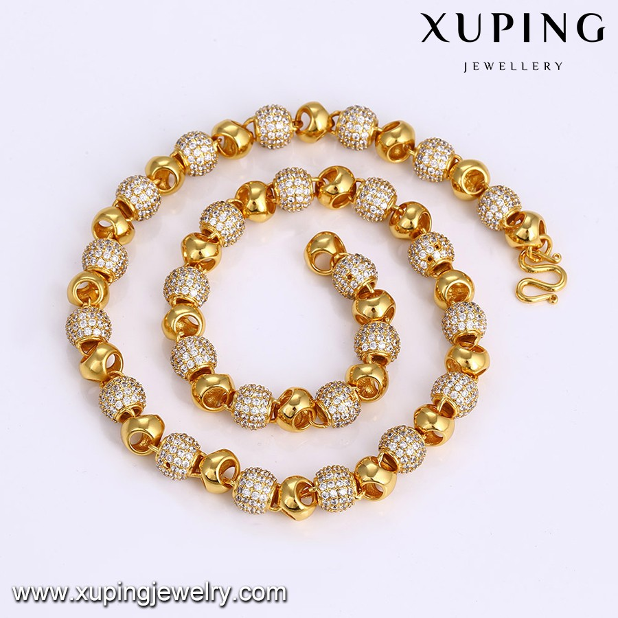 ladies chains pvd chain dubai detail designs hip plating jewelry for hop product gold