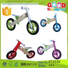 hot sale kids wooden bike popular wooden balance bike fashion kids bike