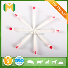 Calf Disposable Teat Plugs Teat veterinary instruments