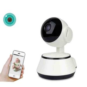 HD Wireless IP Camera IR-Cut Night Vision Audio Recording Network CCTV Pan/Tilt P2P Baby Monitor Wifi Home Security Cam