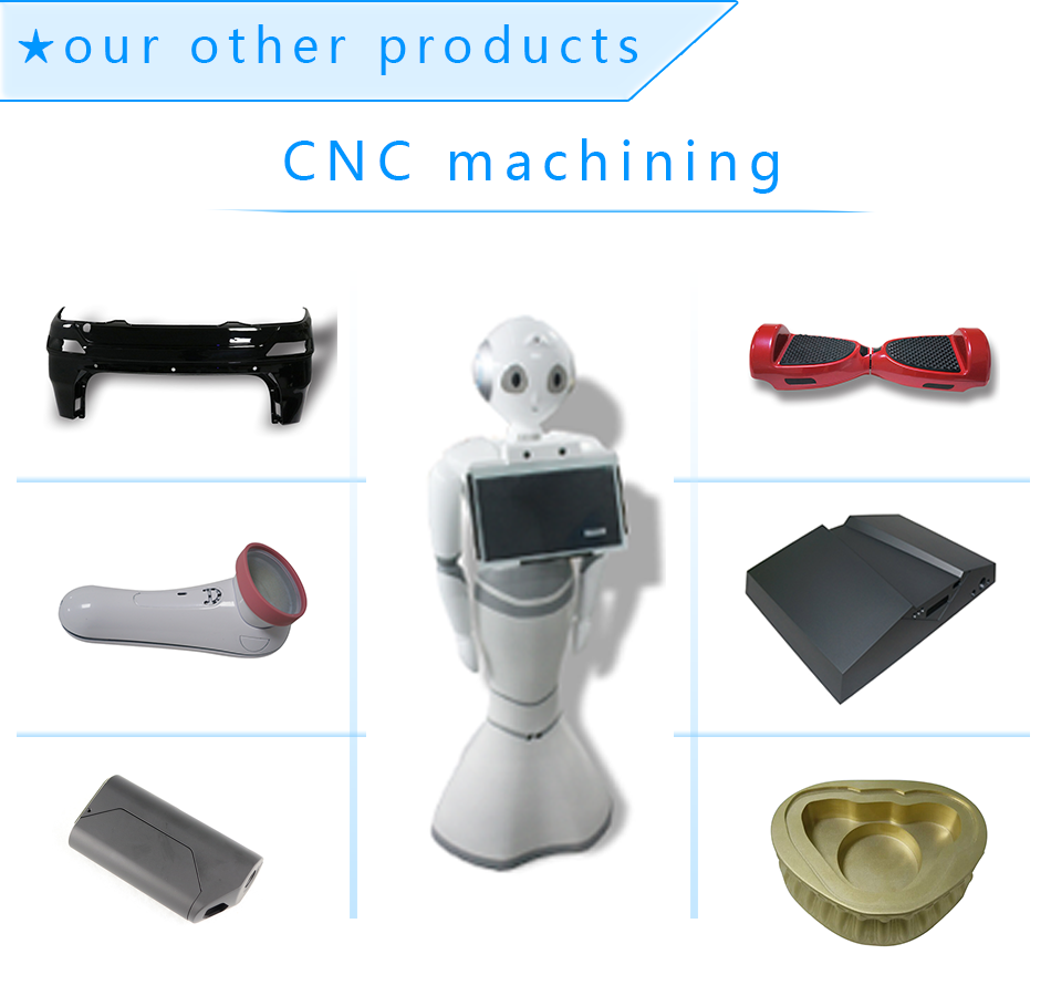 Customized High Precision 3D Printing Cnc Abs Parts Rapid Prototyping Plastic/Toy Prototype Making