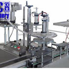 MIC stable full automatic aerosol paint or body spray can filling machine line