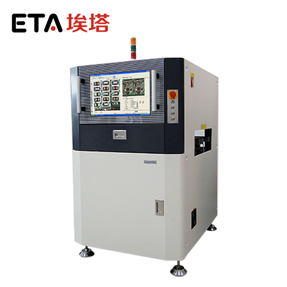 2018 New Model ETA SMT Full-auto Stencil Printer 39