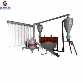 Bamboo Wood Powder Crushing Making Machine for Making Mosquito Coil in India