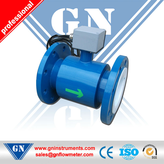 CX-EMFM one-piece electromagnetic flow sensor