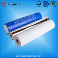 Hot selling best 80mmx80mm thermal paper roll fax