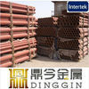3m length EN877 grey epoxy coated cast iron pipe