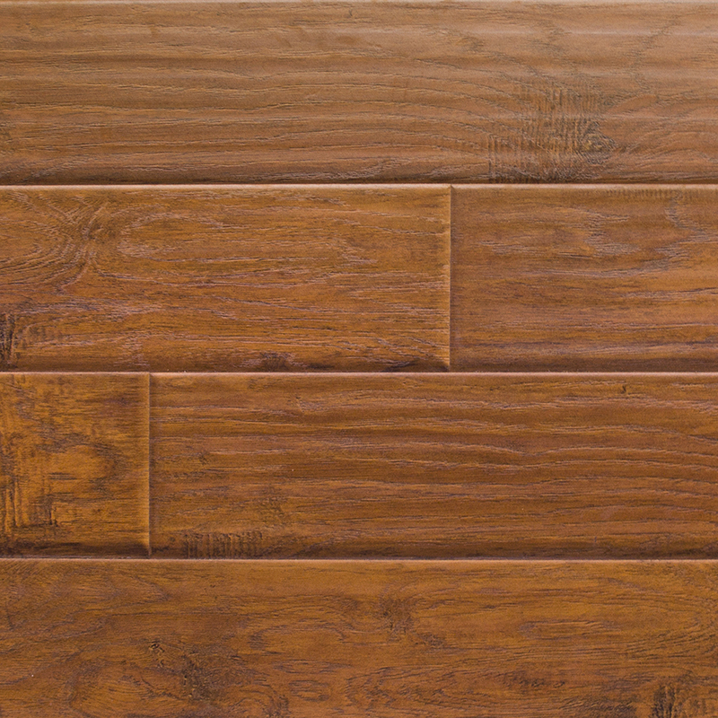 8mm/12mm wide plank rosewood timber look laminate flooring