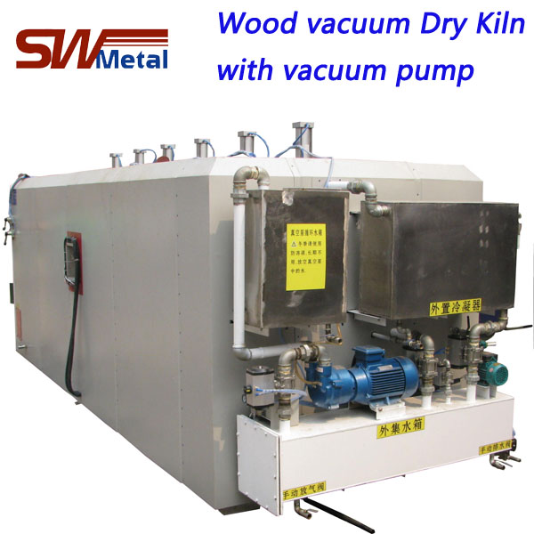 High frequency vacuum wood dryer machine for sale