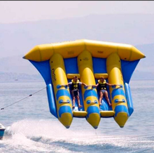 Factory price inflatable sea banana boat