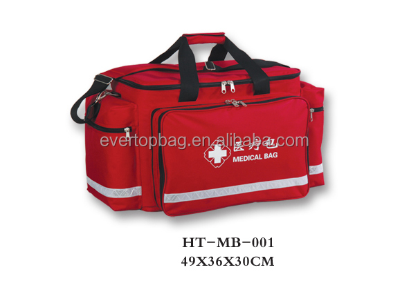 New design and promotional red rucksack bag