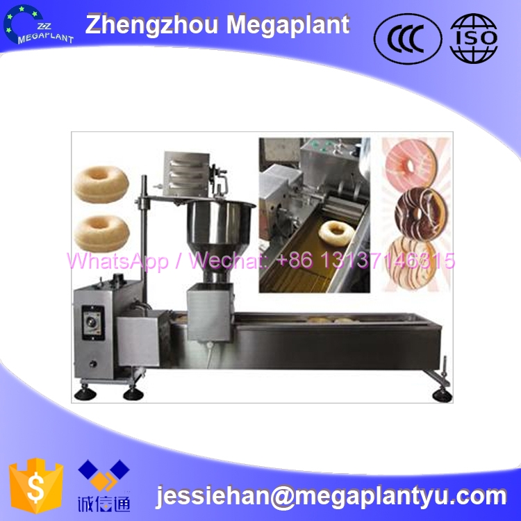 small business machinery portable automatic donut cutter and donut maker machine