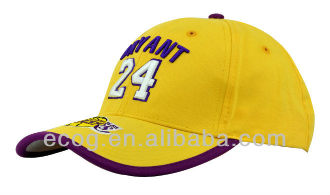 Promotional wholesale cotton baseball cap with ear flaps