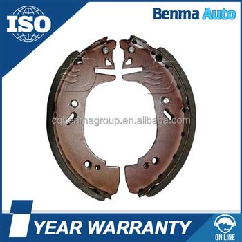 Brake Lining Product Shoe Brake Oem 1 014 317/7 125 123 China ...